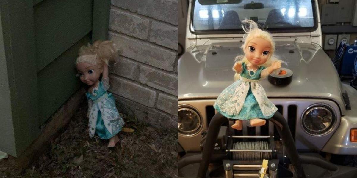 La muñeca que ha generado temor en familia de Estados Unidos.