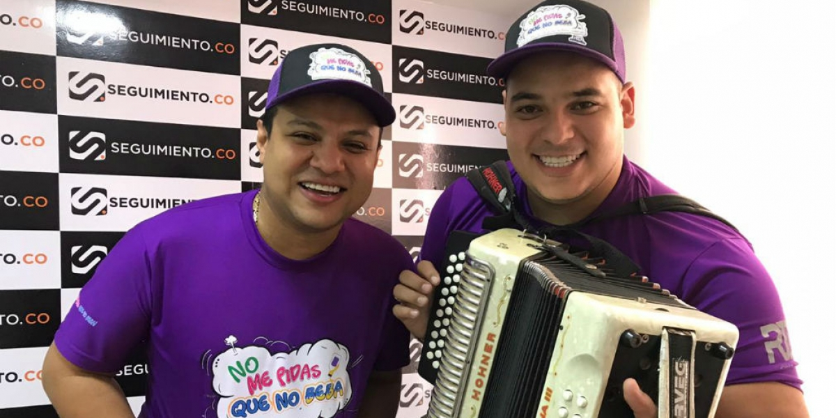 Rafael de Jesús Díaz y Gustavo Sumoza