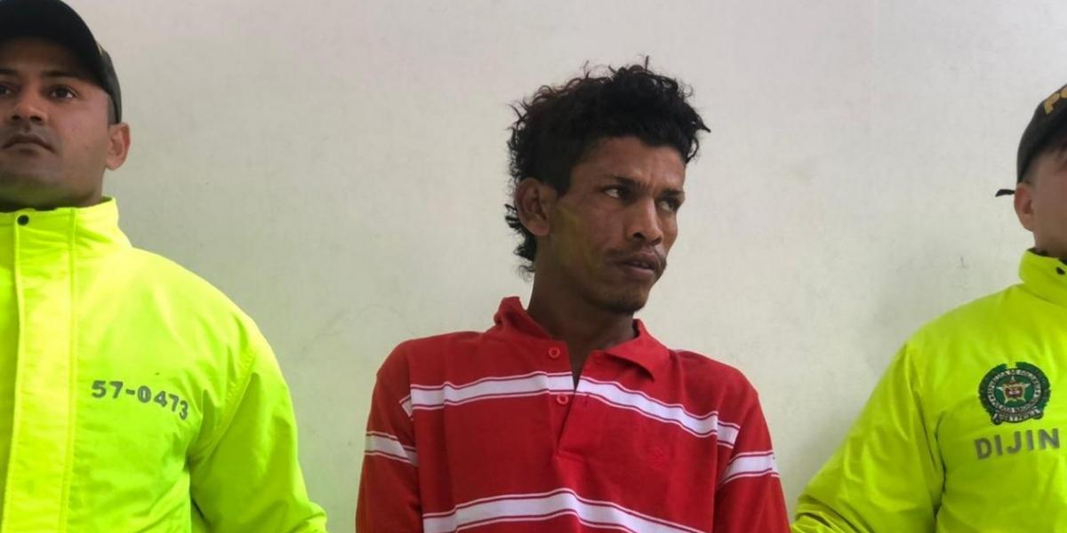 Carlos Julio Borrero Carranza, alias 'Mongui'.