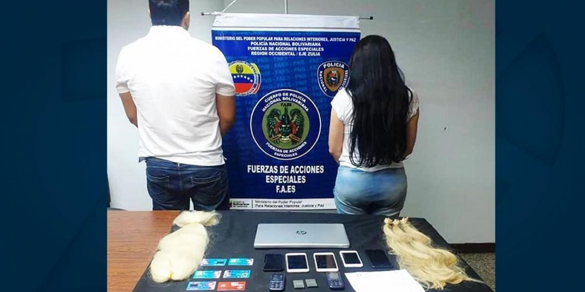 Autoridades de Venezuela confirman captura de Aída Merlano