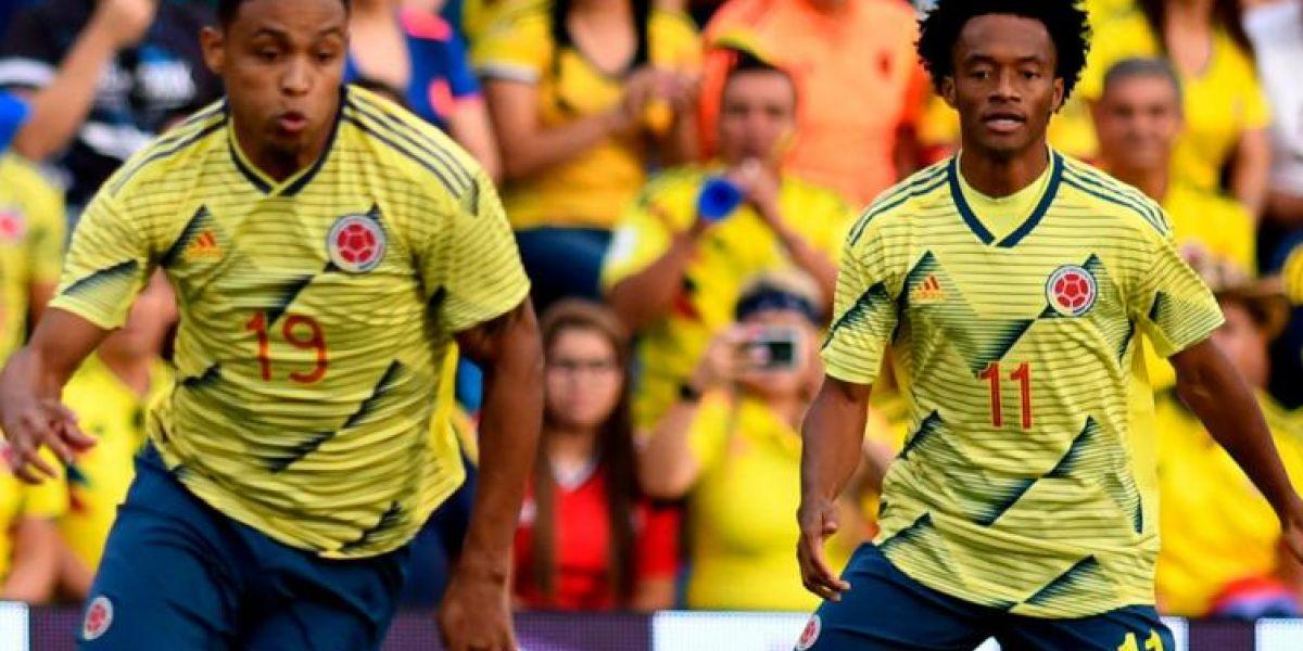 Colombia intentará clasificar a su tercer Mundial en línea.