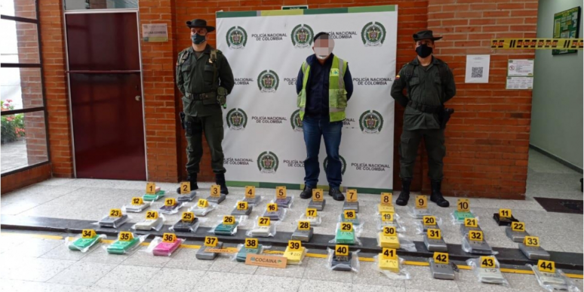 La Policía Nacional, a través de la Dirección de Antinarcóticos, continúa cerrándole el paso al tráfico de drogas ilícitas.