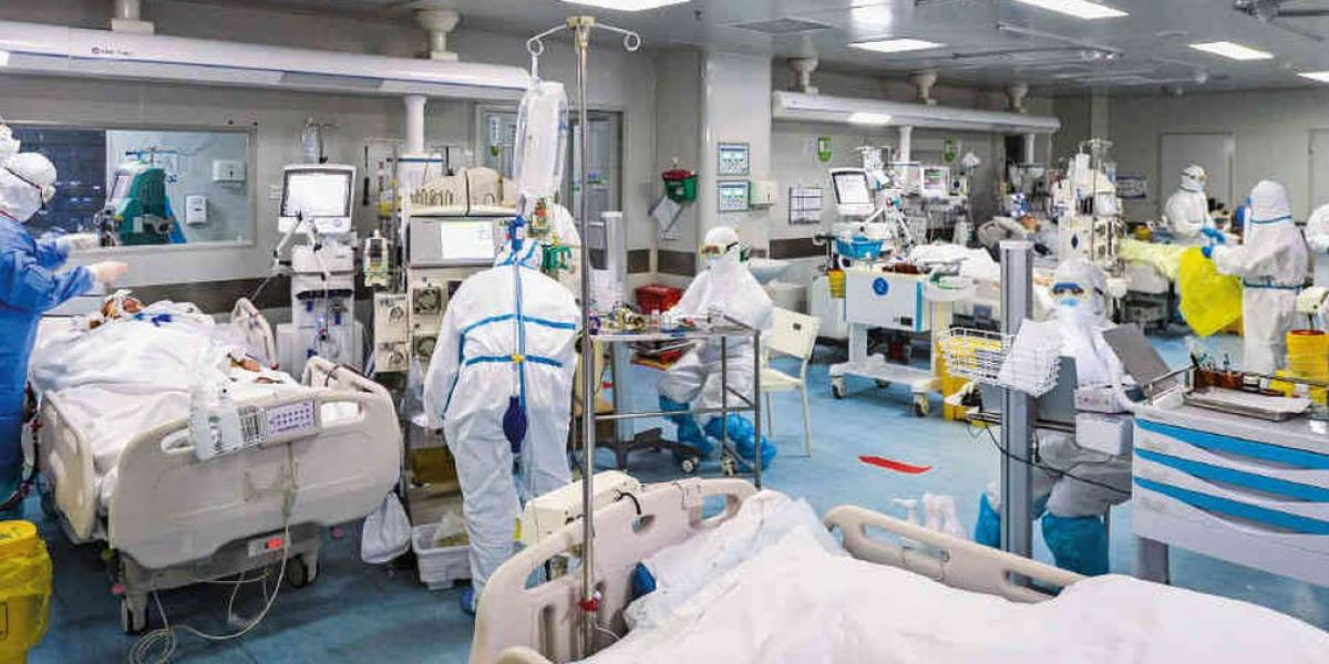 Por alta ocupación de UCI, Antioquia declara alerta roja hospitalaria