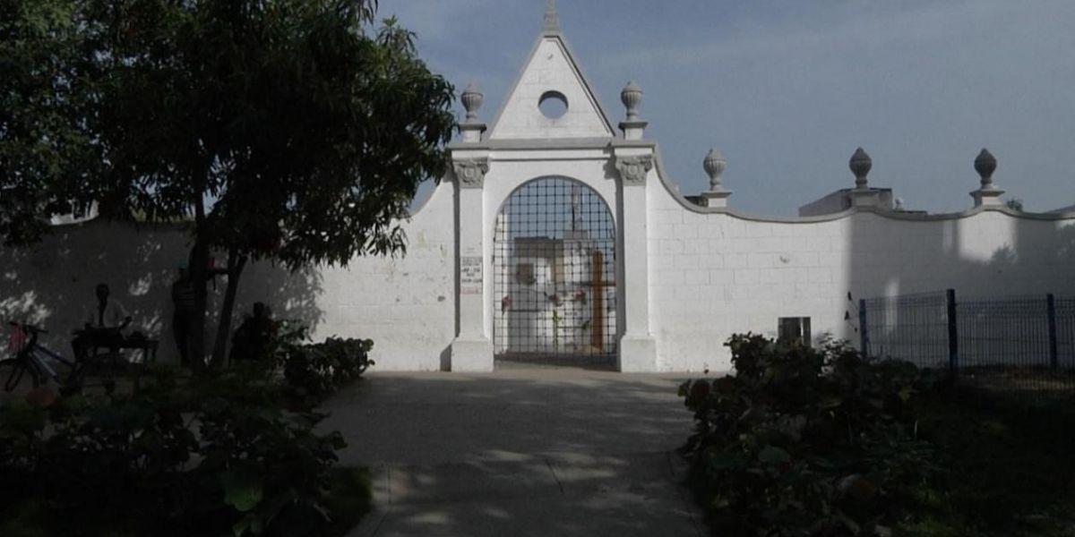 Cementerio Central de Soledad.