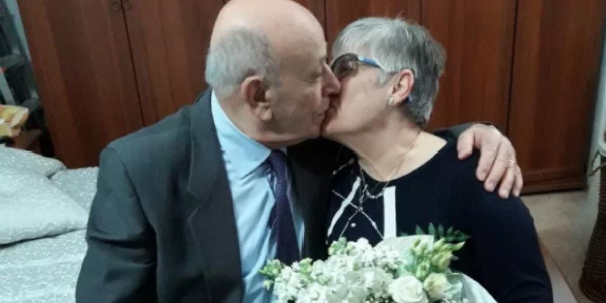 Vicenzo y Olga