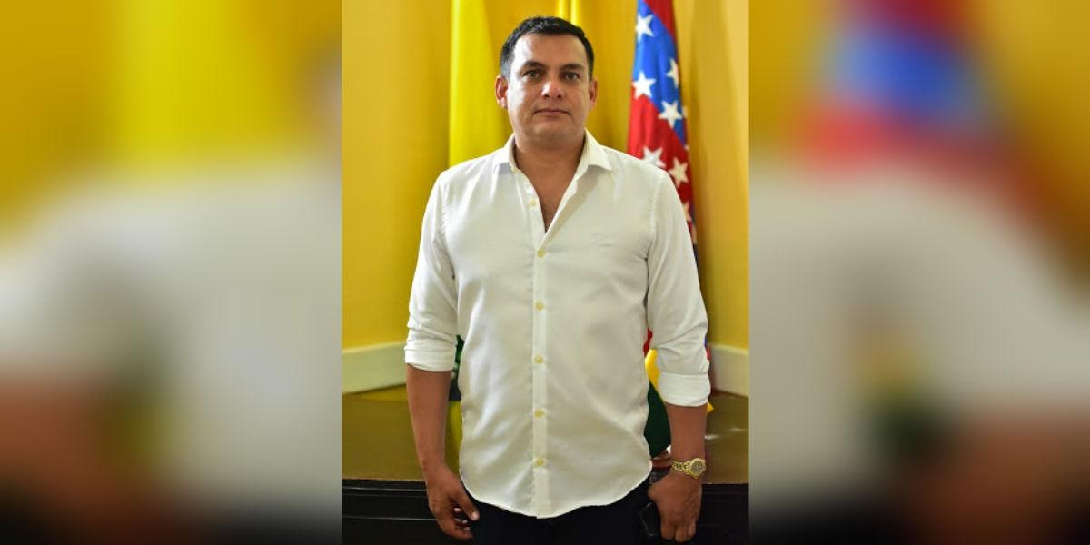 Carlos Vicente Bolaños.