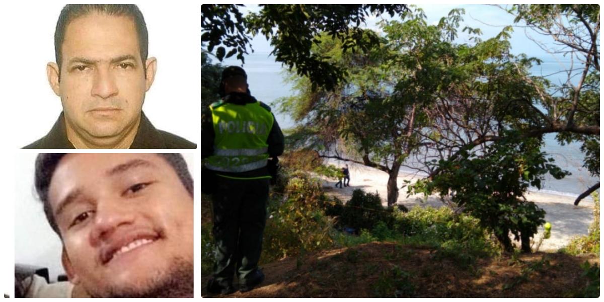Los cuerpos de las dos víctimas mortales aparecieron este jueves en la mañana.