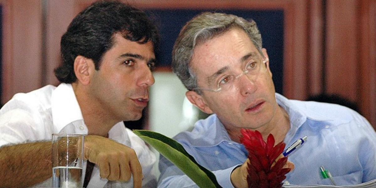 Se prendieron las presidenciales? Álvaro Uribe confesó admirar mucho a Alex  Char