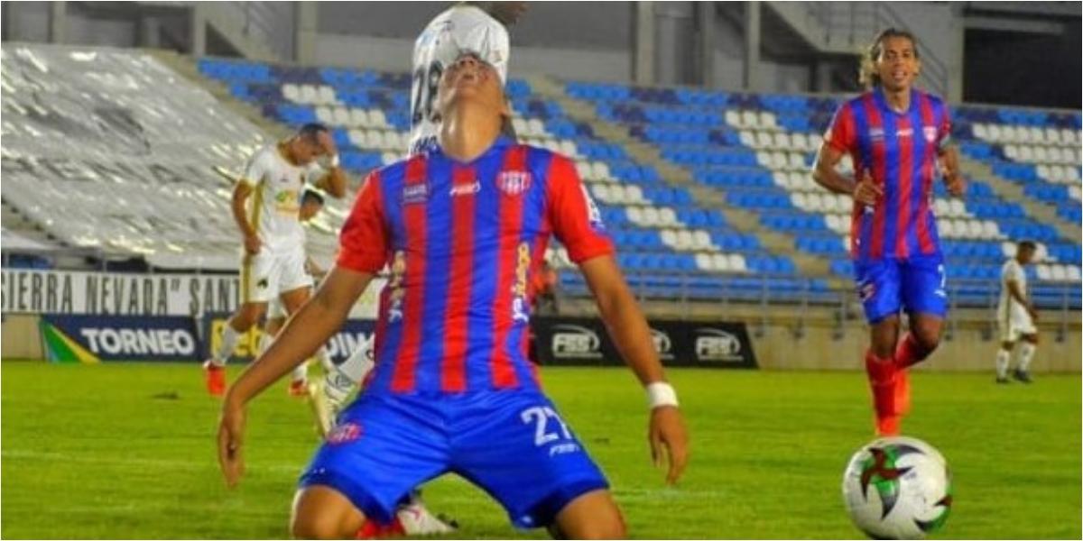Ruyeri se convirtió en el goleador del Unión en esta campaña.