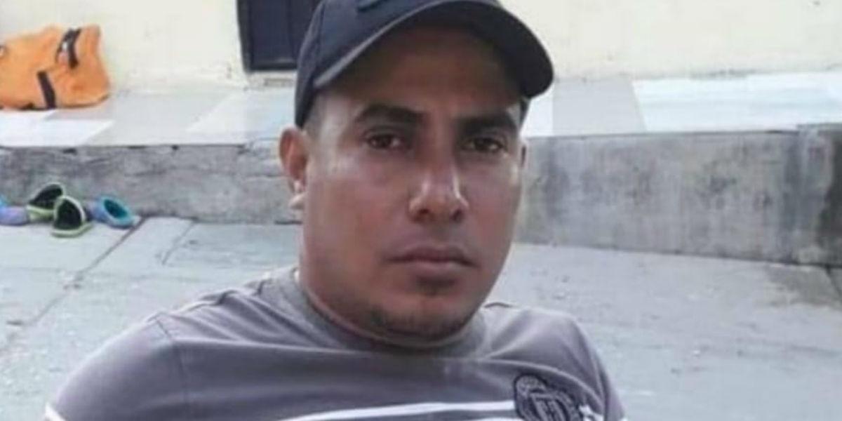 Jorge Luis Cervantes Figueroa, otra persona asesinada en Santa Marta.