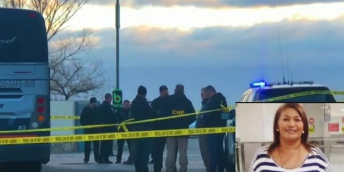 Identifican a colombiana que falleció tiroteo en bus en Los Ángeles