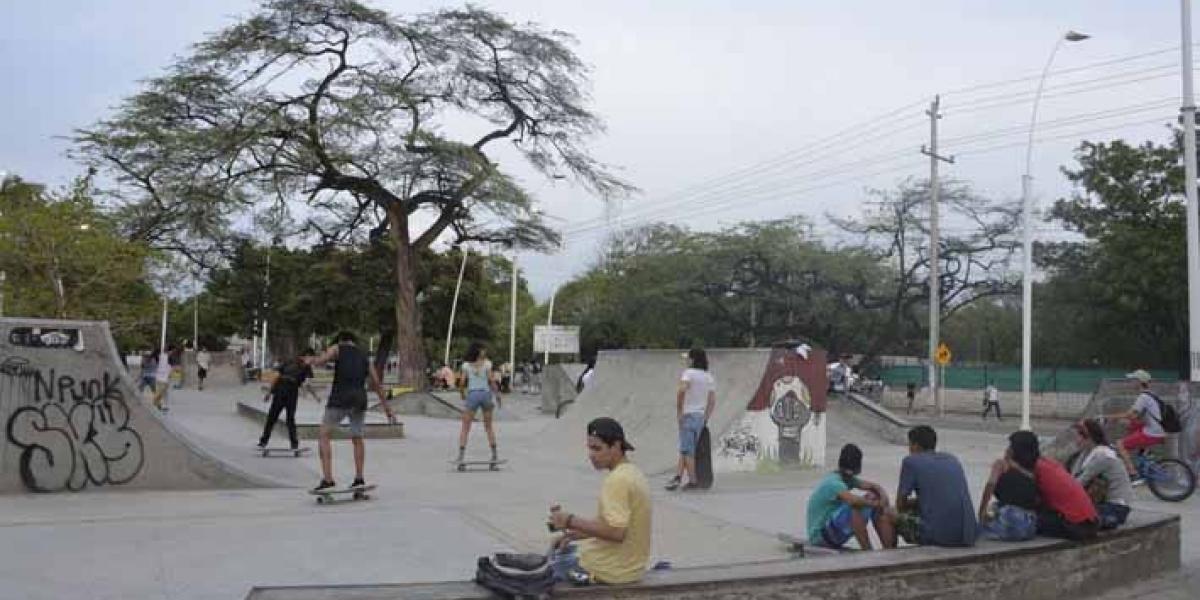 Parque Los Trupillos