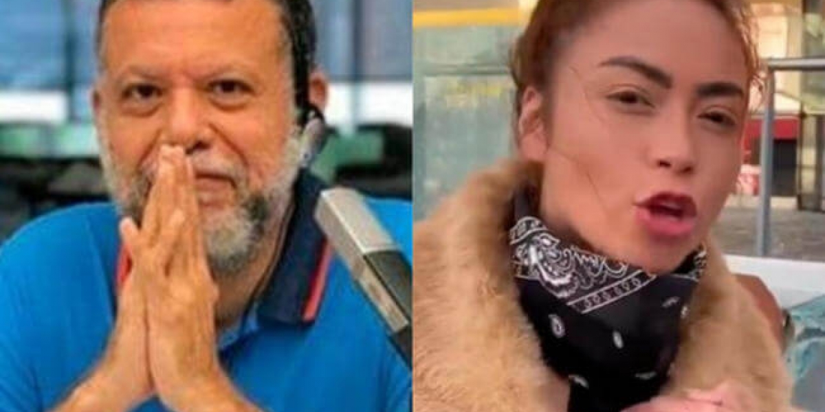 Alberto Linero y 'Epa Colombia'