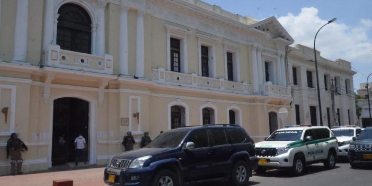 Alcaldía de Santa Marta