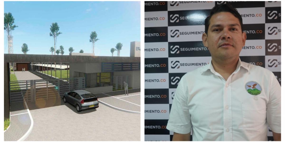 Edilberto Riatiga Corredor, representante de Riatiga Consultores, señaló que antes de seguir con el proyecto deben realizar la Consulta Previa.