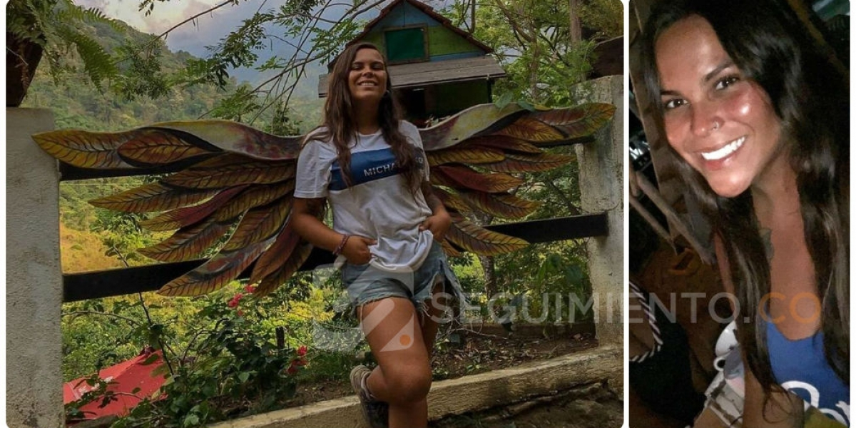 Fernanda Espinosa de 27 años, ciudadana chilena.