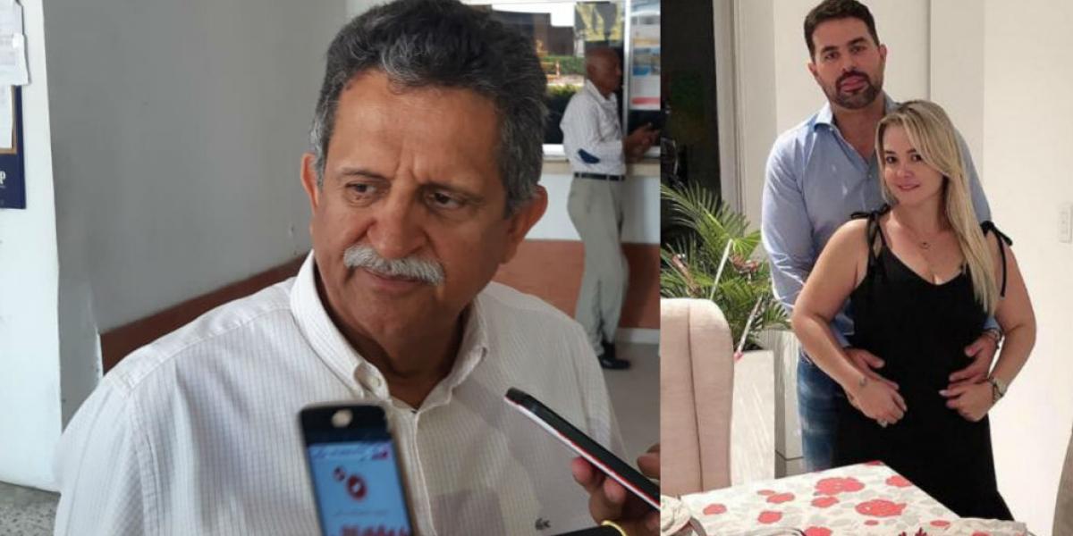 Alfredo Gómez Quintero, abogado de las víctimas, explicó por qué se menciona a Allan Escalso y Martha Cuty Olarte.