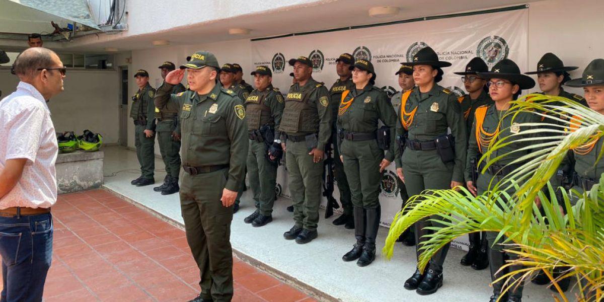 Escuadrón femenino de operaciones rurales.