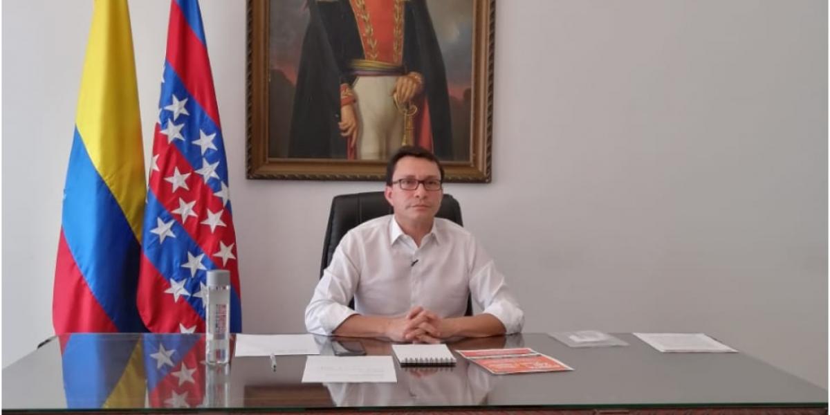 El gobernador dijo que este miércoles dará a conocer más detalles de la entrega de ayudas.