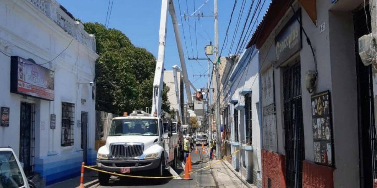 Este domingo se iría la luz en buena parte de Santa Marta.
