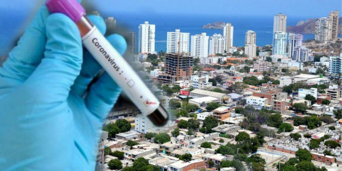 Otro caso de coronavirus en Santa Marta.