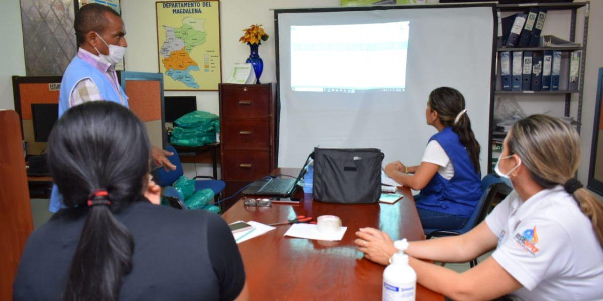 La Secretaría de Salud dispuso de una Sala de Análisis de Riesgo para analizar los posibles casos.