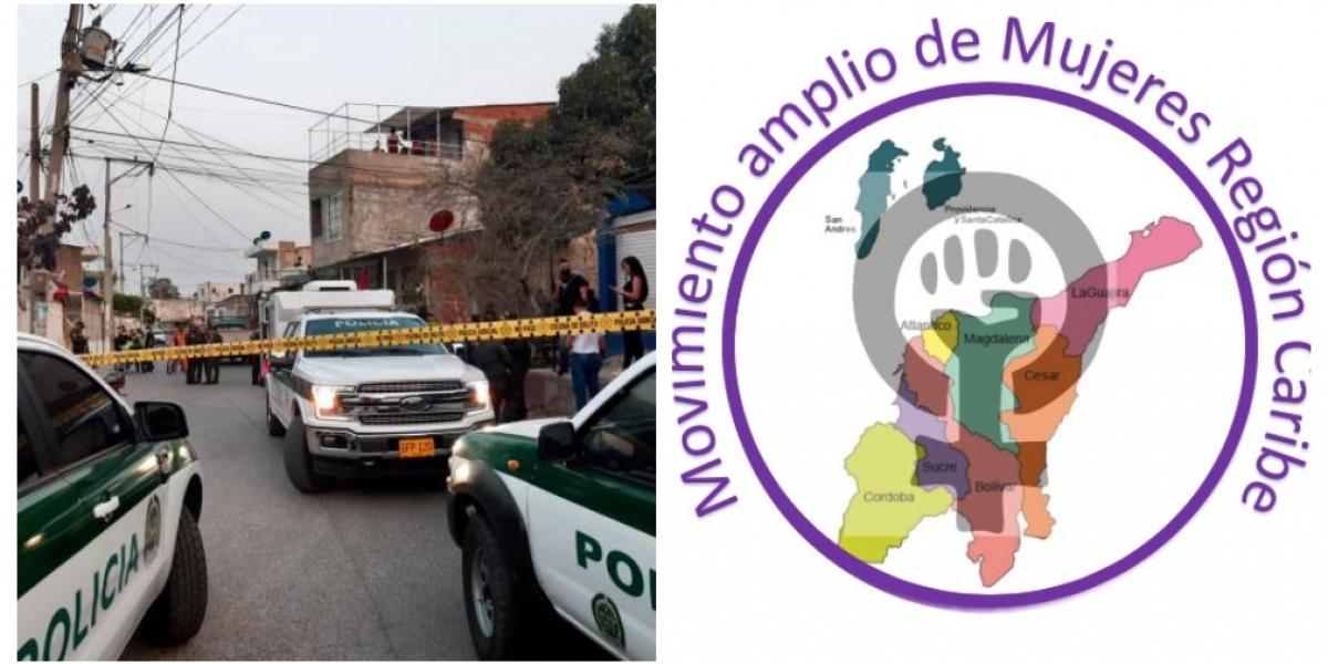 El hecho se registró el pasado miércoles en Cartagena.