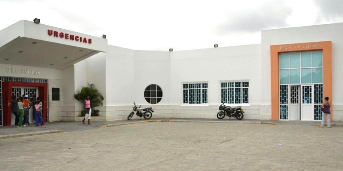 Camino Santa María, en el suroccidente de Barranquilla.