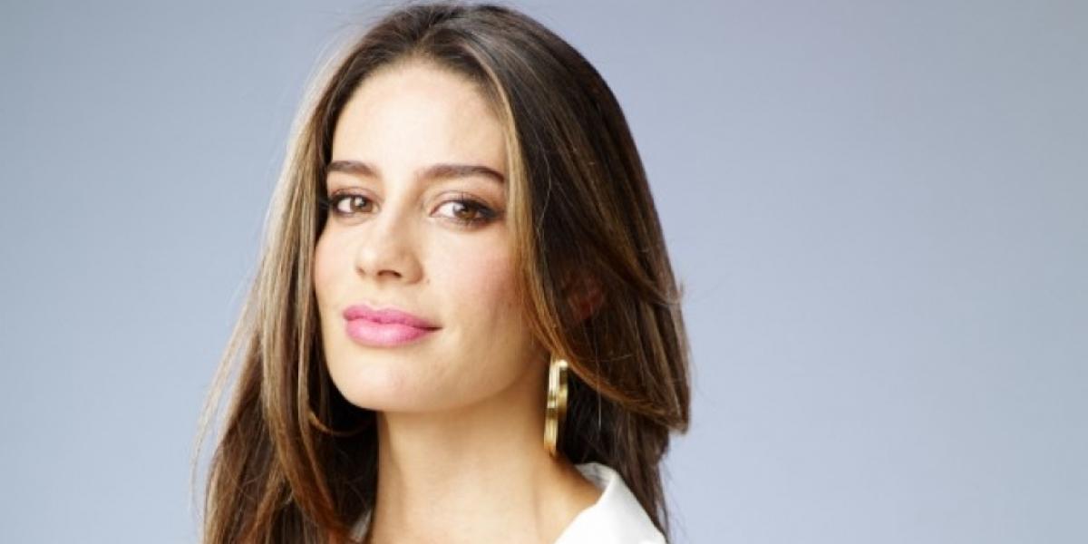 Manuela González, actriz colombiana