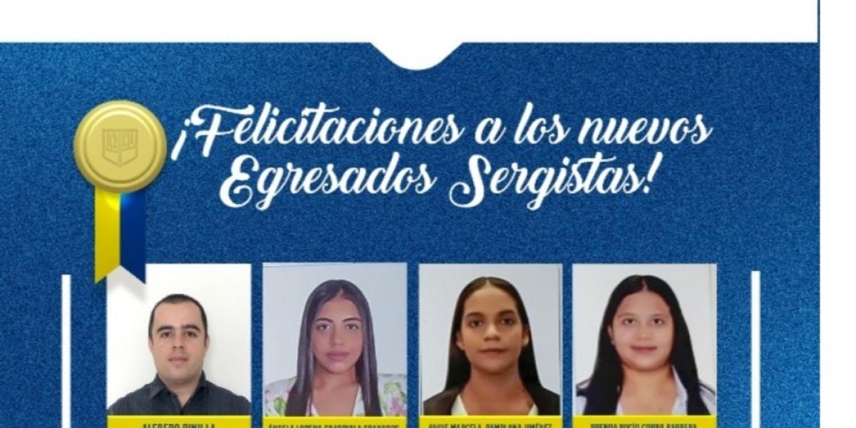 Egresados de la Universidad Sergio Arboleda