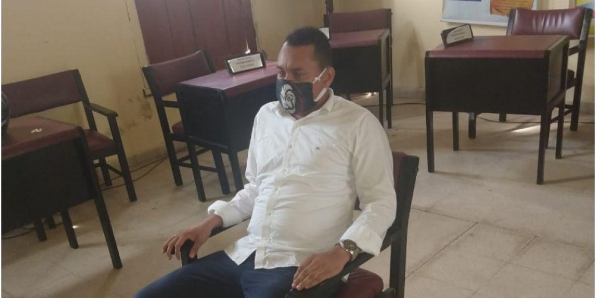 El aspirante a la Personería Municipal de Cerro de San Antonio, Carlos Mario Rojas, denunció como ilegal la suspensión del proceso.