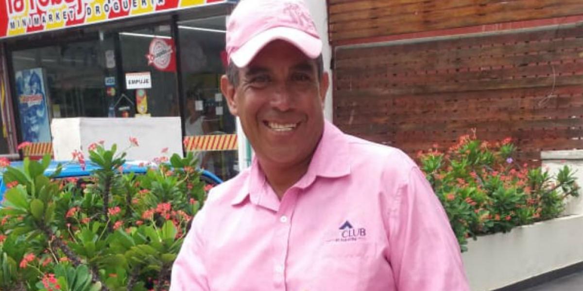 Guillermo Moncada Ureña, desaparecido.