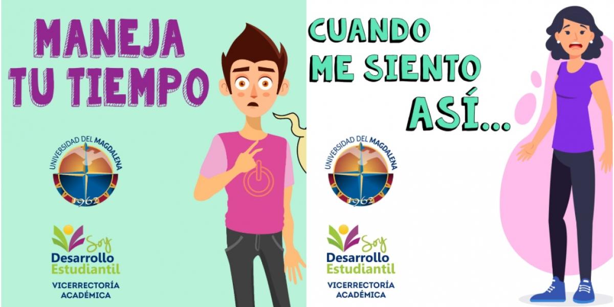 La Universidad del Magdalena ha abordado diferentes estrategias de acompañamiento y aprendizaje a los estudiantes durante el proceso formativo y académico que realizan desde los hogares.