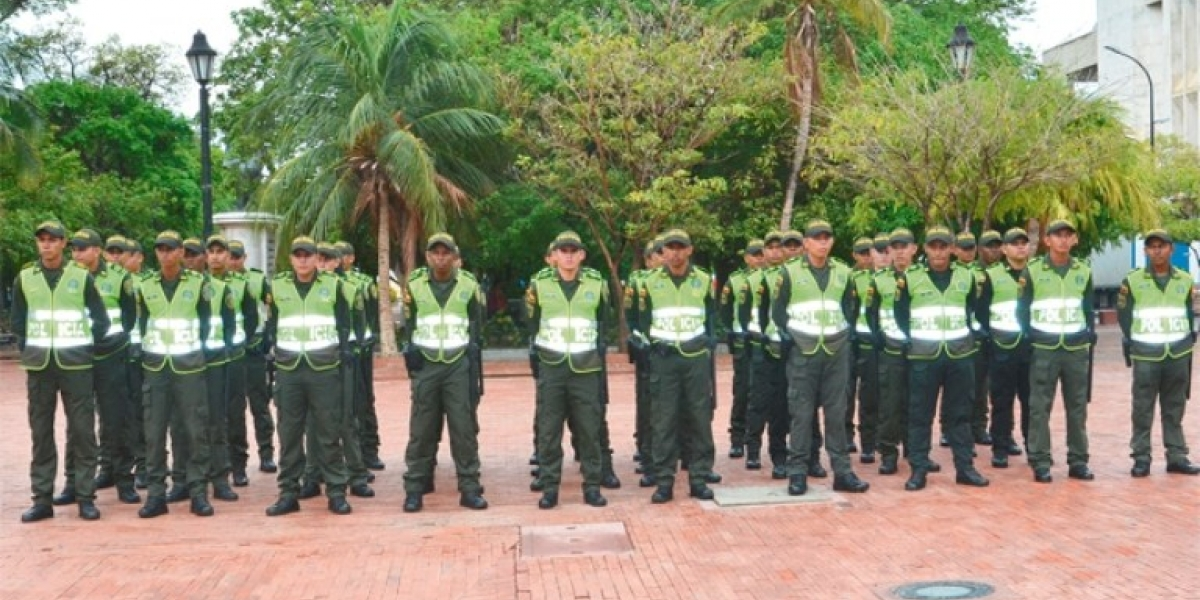 Está abierta la convocatoria para ser patrullero de la Policía.