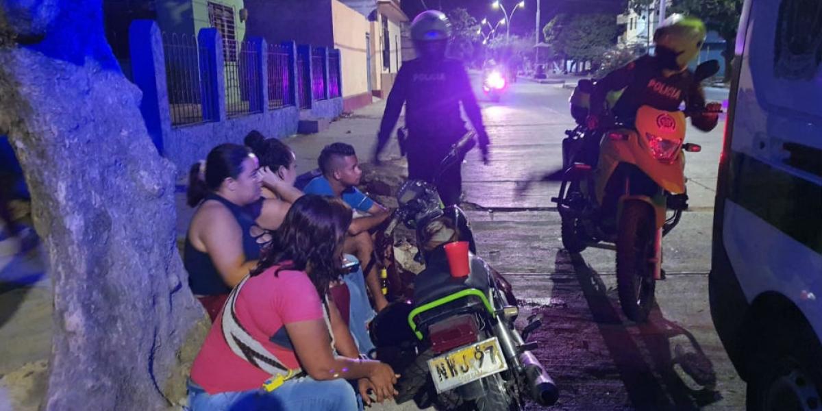 Operativos durante el puente festivo en Santa Marta.