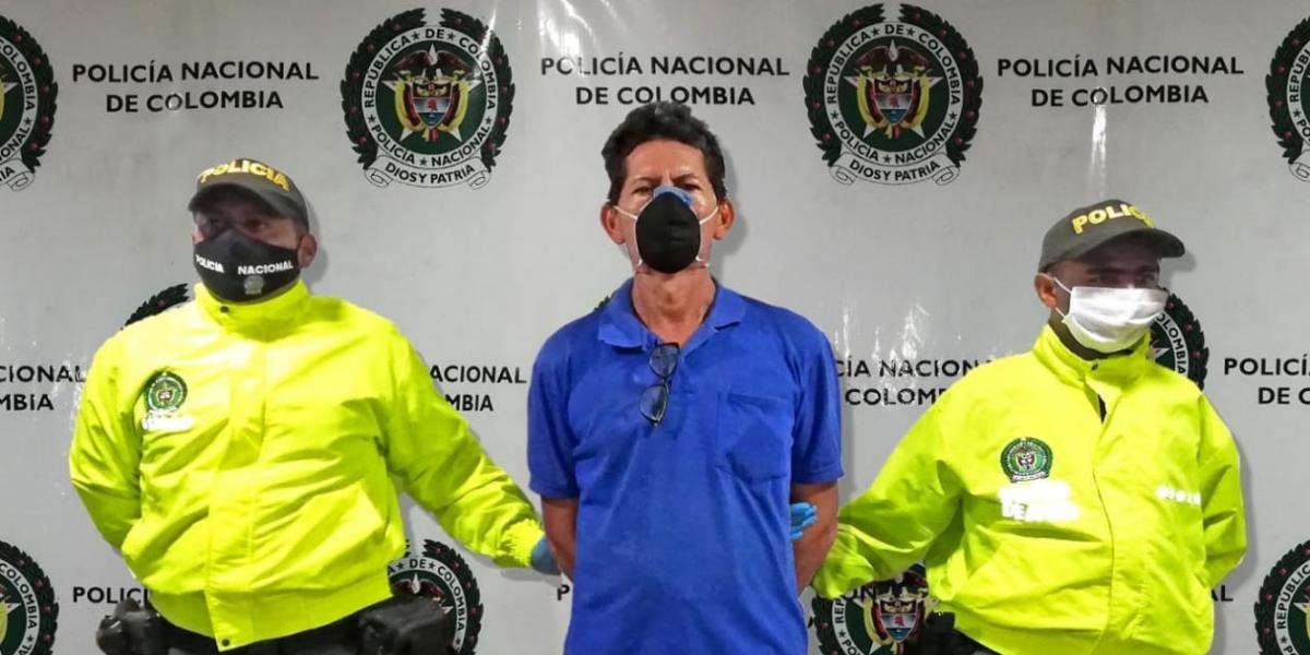 Marcos Javier Fontalvo Herrera.
