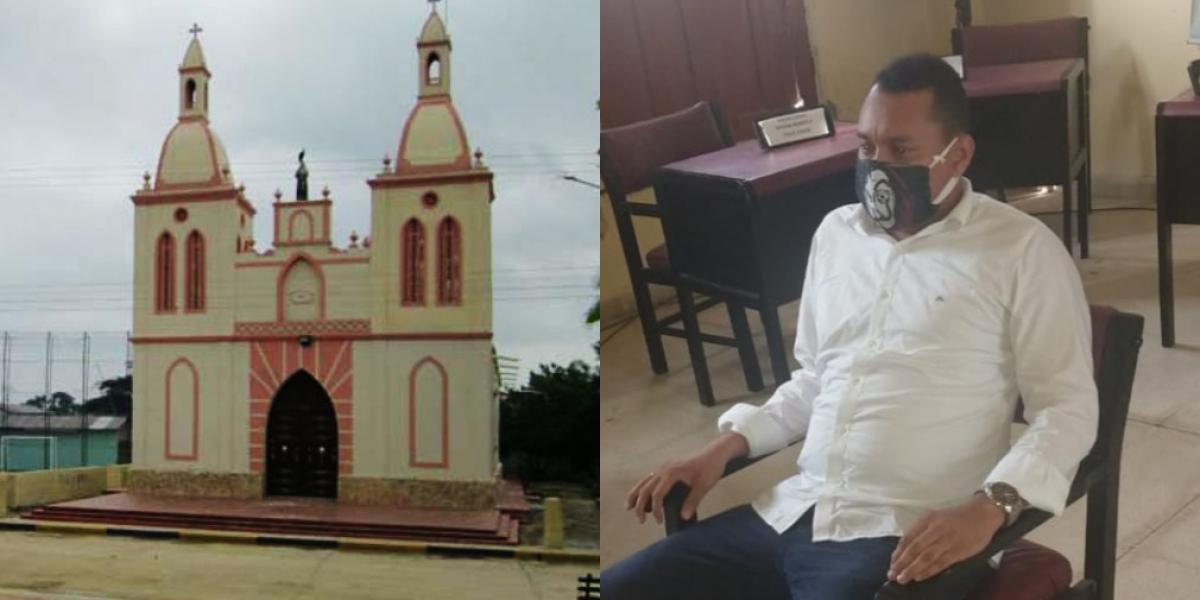 Carlos Mario Rojas sería posesionado el próximo 10 de junio, sin embargo, en la noche de este domingo Cerro se quedaría sin Personero.