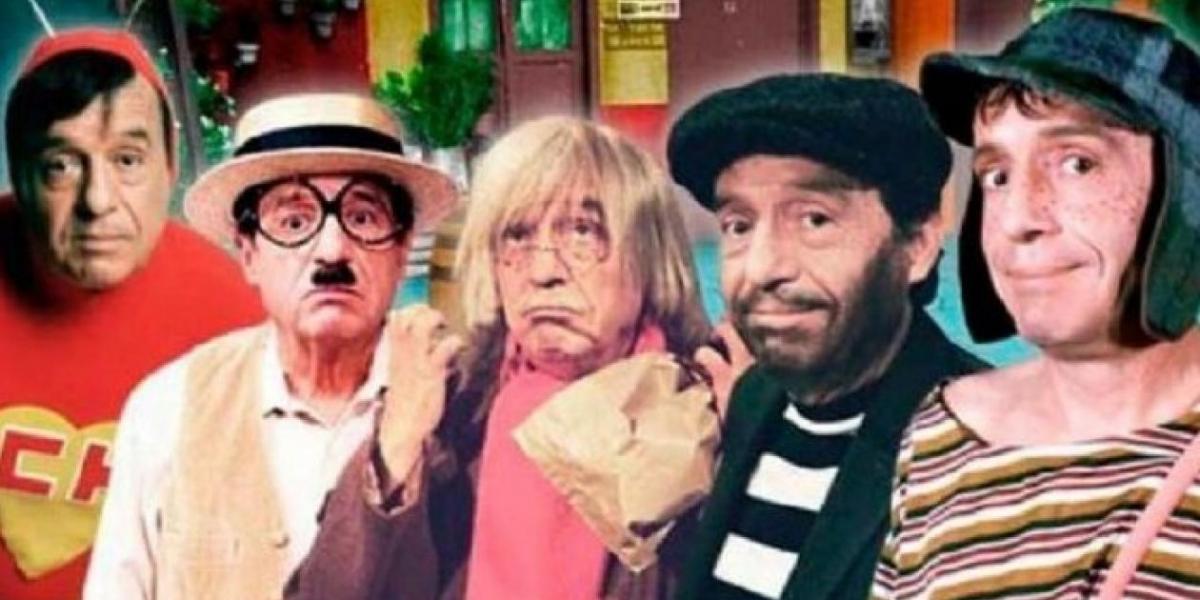 Los programas de Roberto Gómez Bolaños estuvieron más de 50 años al aire por Televisa.