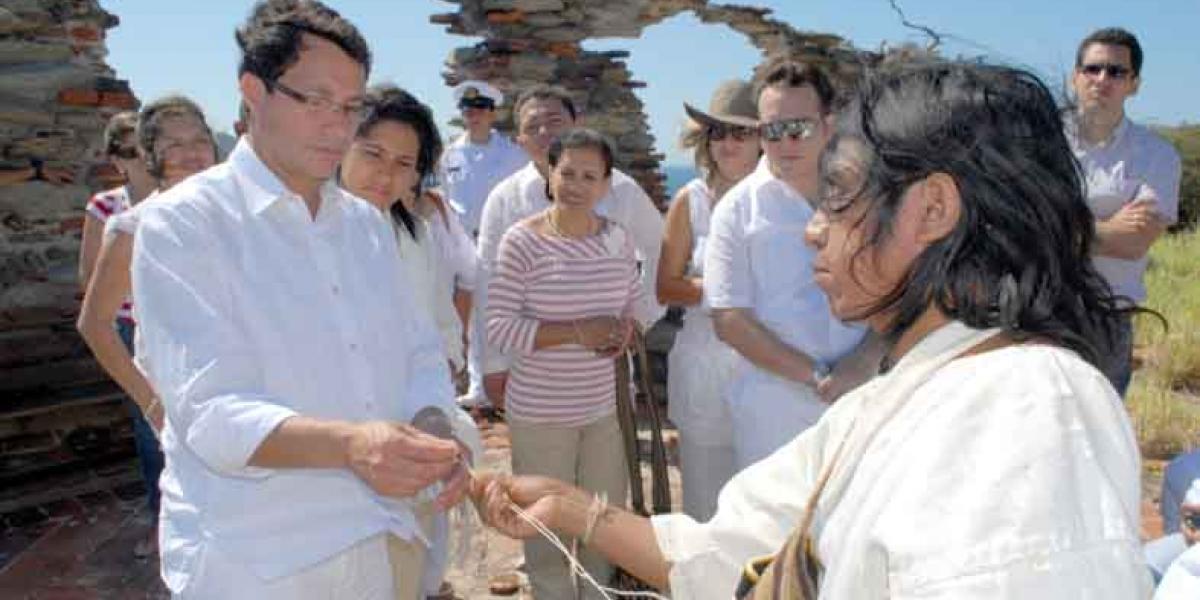 Carlos Caicedo mostró desconocimiento sobre los temas ambientales de la Sierra Nevada.