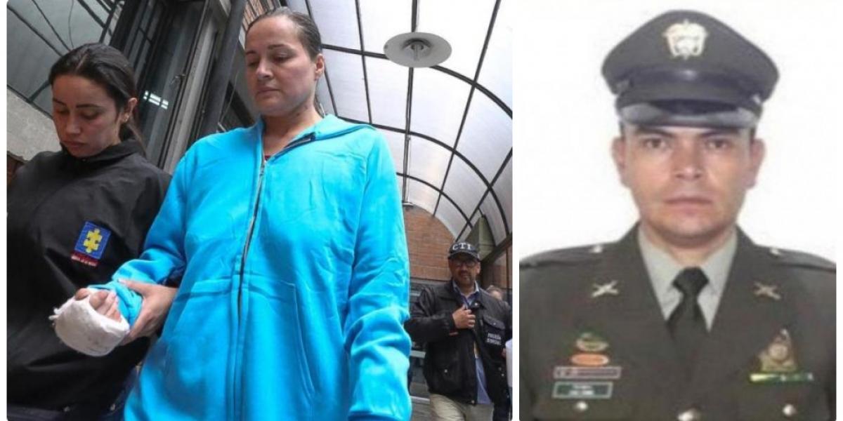 Gloria Aidé Huertas Riaño fue condenada a 50 años de prisión por asesinar a su pareja y sus dos hijos menores.