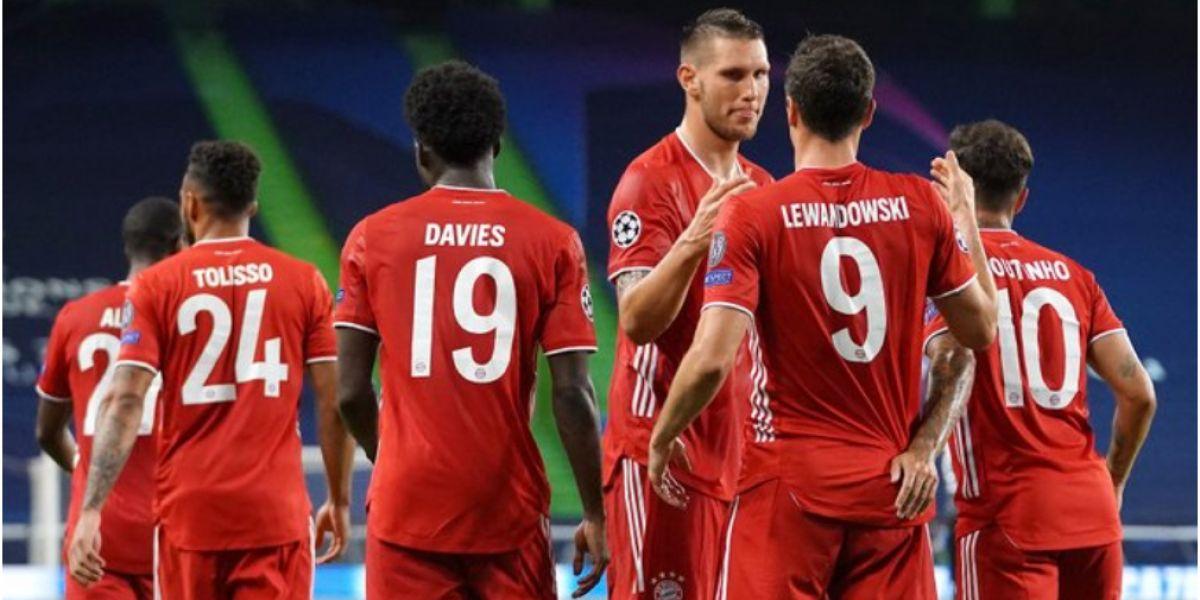 El equipo alemán mostró su efectividad para avanzar a la final.