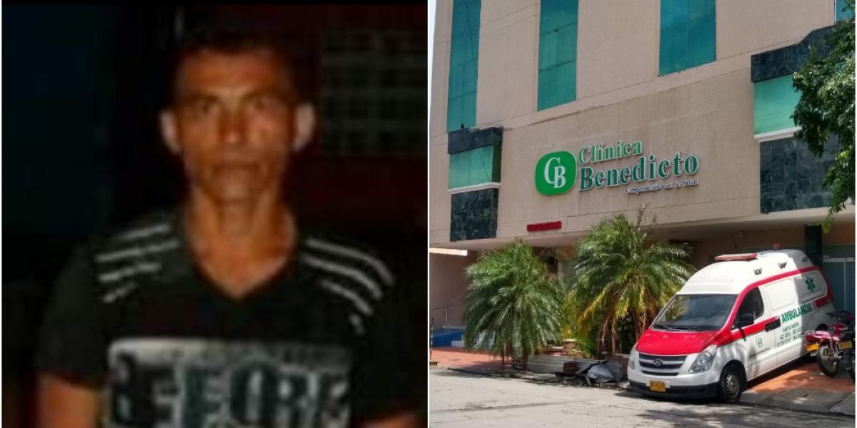 En la mañana de este martes falleció Jimy Martínez Lafpourie.