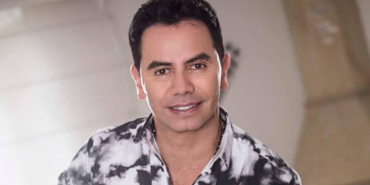 Jhony Rivera, cantante.