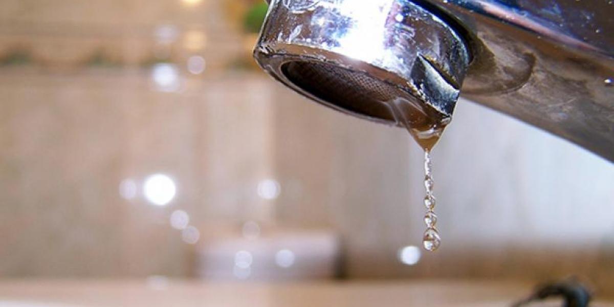 Habrá bajas presiones de agua este jueves 17 de septiembre.