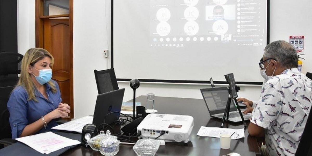 El Comité de Justicia Transicional se llevó a cabo este martes.