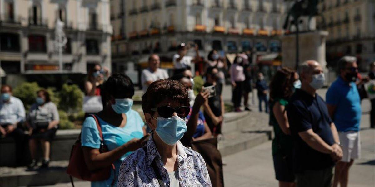 El coronavirus en España y otros países de Europa se ha recrudecido.