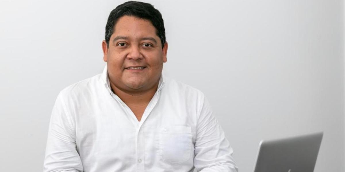 Lucas Gutiérrez Martínez, nuevo jefe de la Oficina de Planeación de la Unimagdalena.