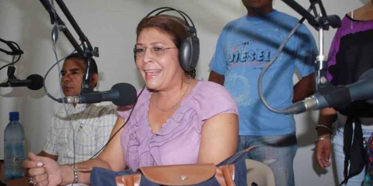 Carmen Esther Acosta Marriaga.