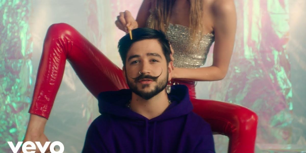 Camilo y su nuevo sencillo 'Ropa Cara'