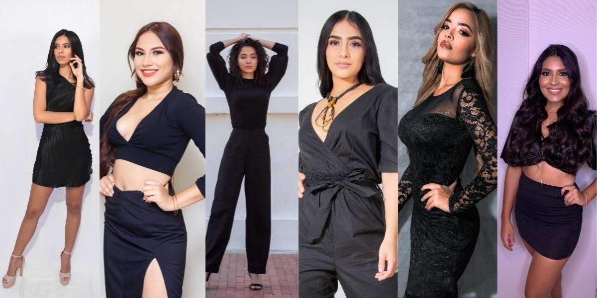 Participantes del Concurso Miss Magdalena Virtual